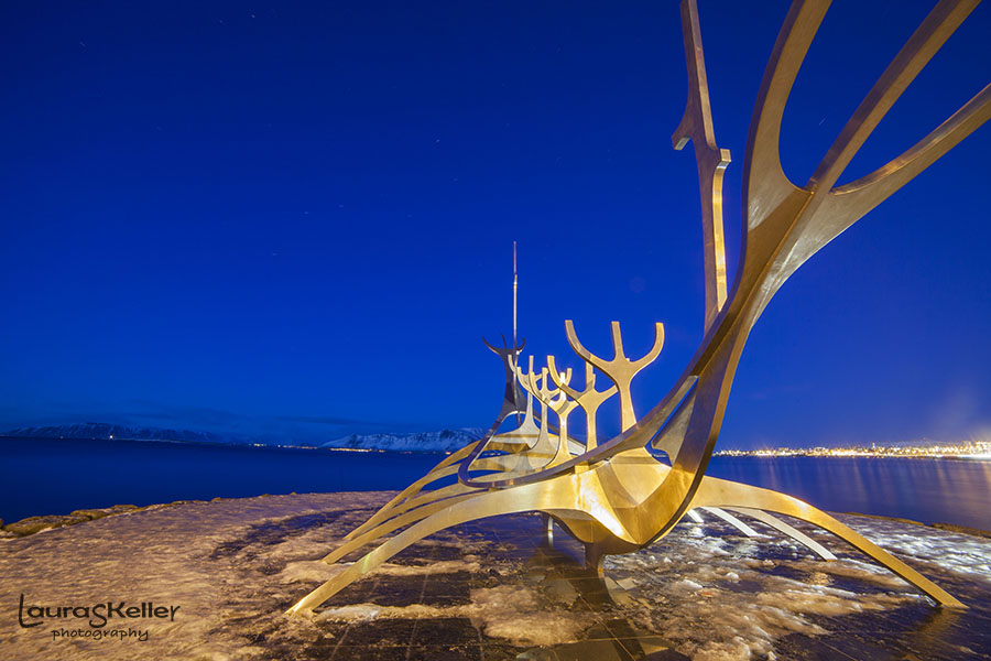 Iceland Series: Solfar, the Sun Voyager
