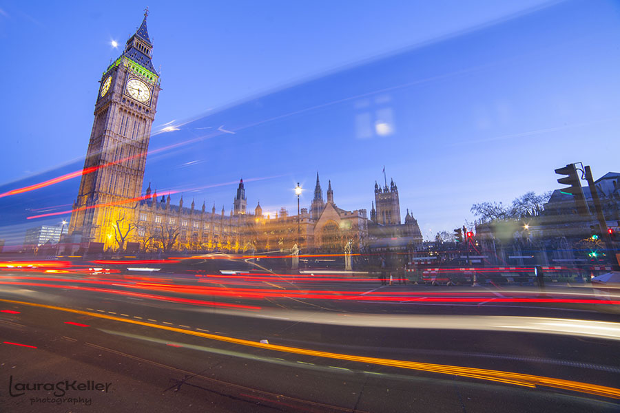 London Series: Big Ben at Night
